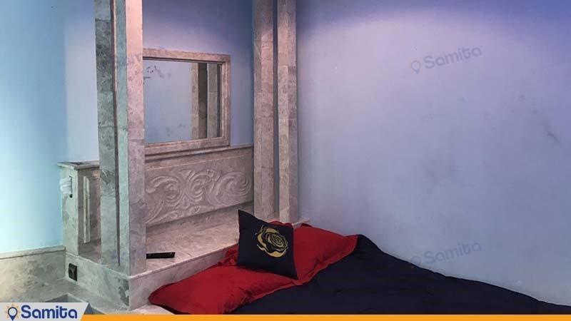 اتاق دبل معمولی هتل آپارتمان المپیک بندر انزلی