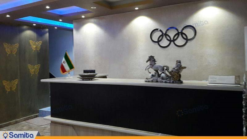 پذیرش هتل آپارتمان المپیک بندر انزلی