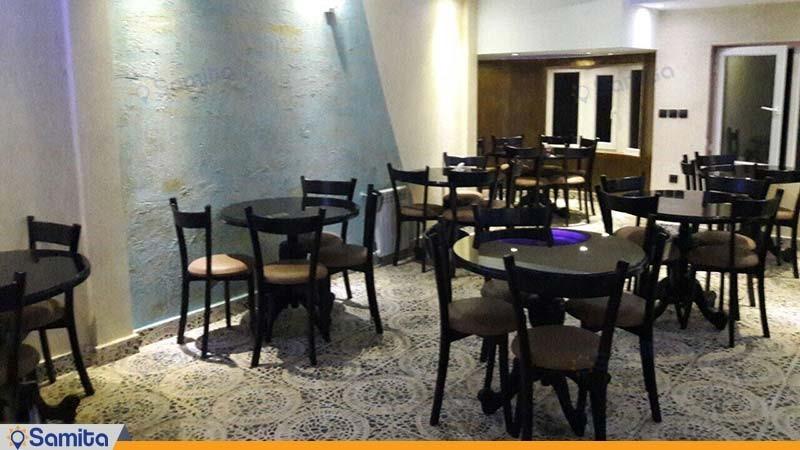 رستوران هتل آپارتمان المپیک بندر انزلی
