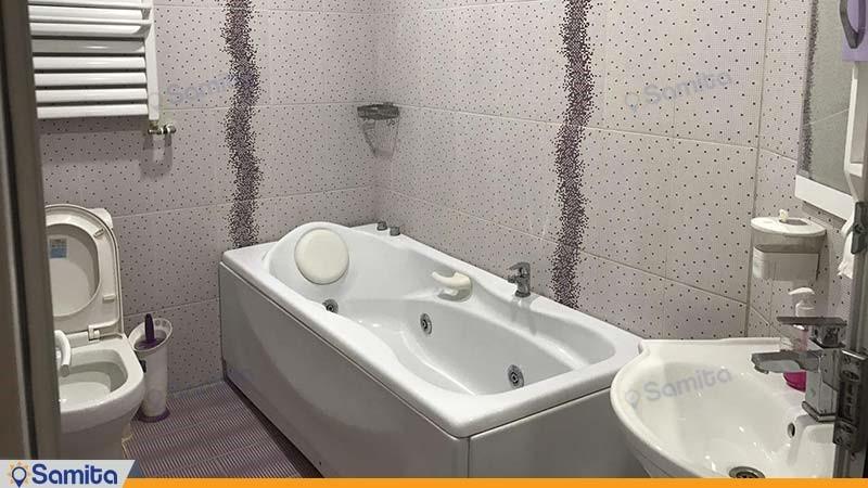 سرویس بهداشتی هتل آپارتمان المپیک بندر انزلی