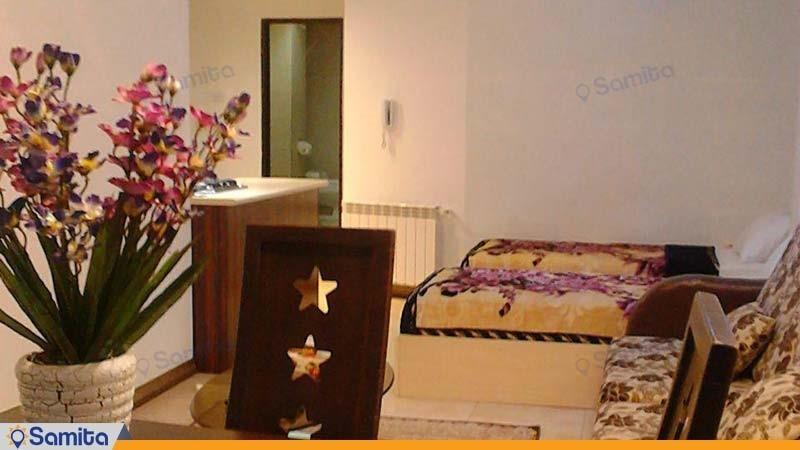 آپارتمان شش نفره هتل آپارتمان سفیر بندر انزلی
