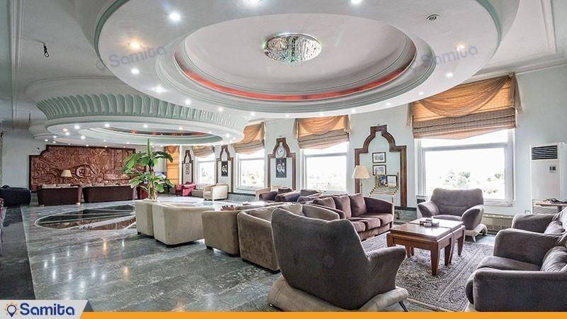لابی هتل ساحلی مروارید صدرا