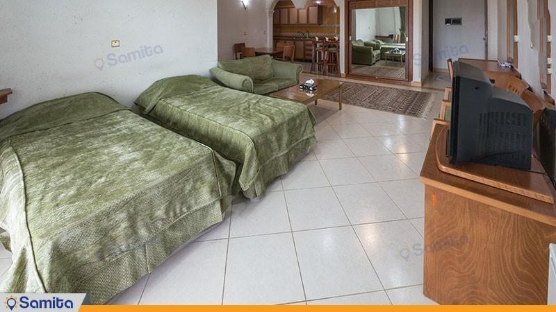 سوئیت رویال هتل ساحلی مروارید صدرا