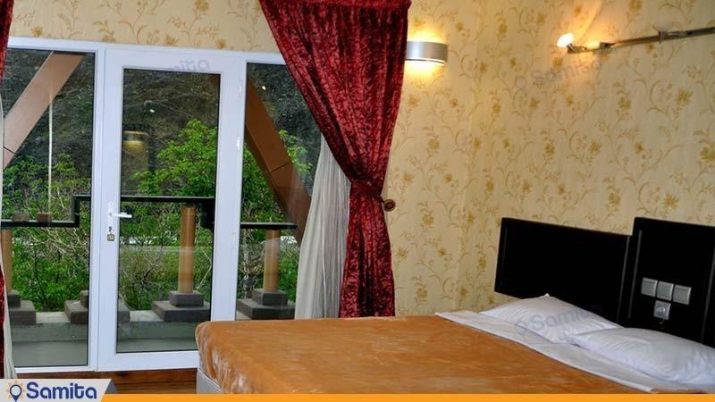 اتاق سه تخته هتل بزرک کوهستان
