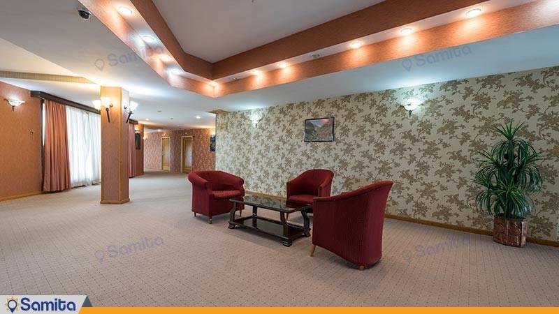 راهرو هتل بین المللی زاگرس