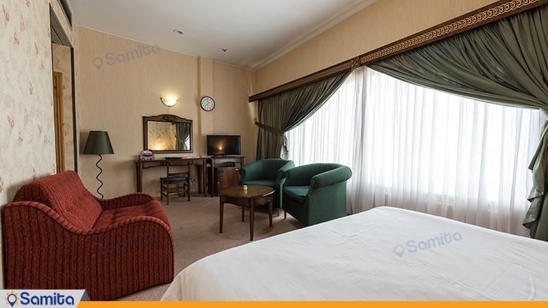 اتاق دبل هتل بین المللی زاگرس