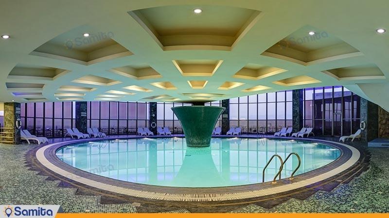 استخر بانوان هتل