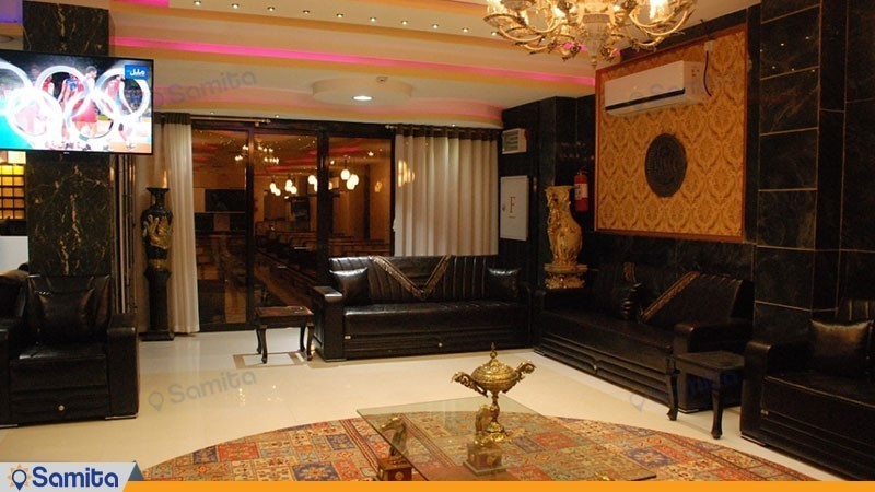 لابی هتل پلاس