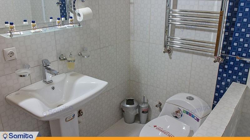سرویس بهداشتی هتل جهانگردی چالوس