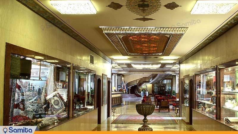 مرکز تجاری هتل عباسی