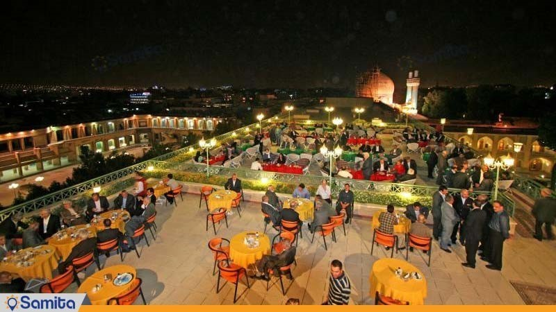 رستوران چشم انداز هتل عباسی