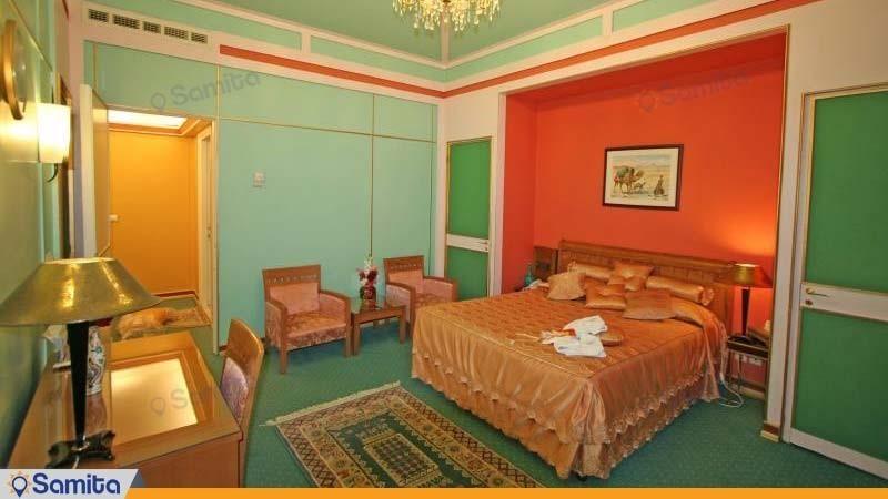 اتاق دبل هتل عباسی