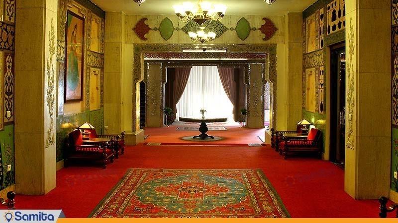لابی هتل عباسی