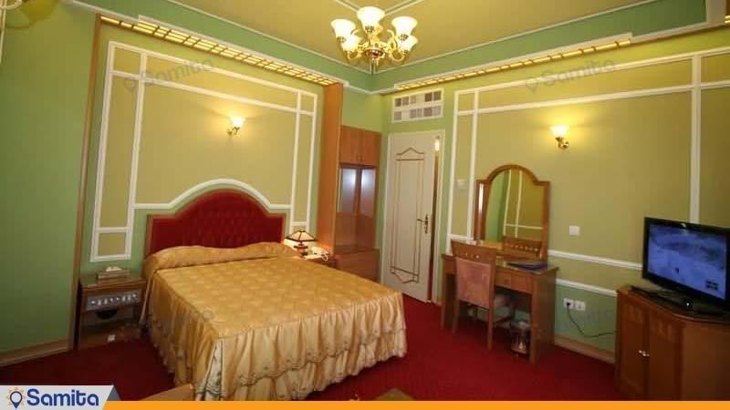 اتاق پردیس هتل عباسی
