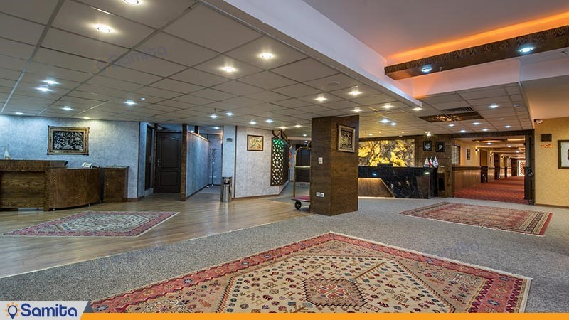 لابی هتل آوین