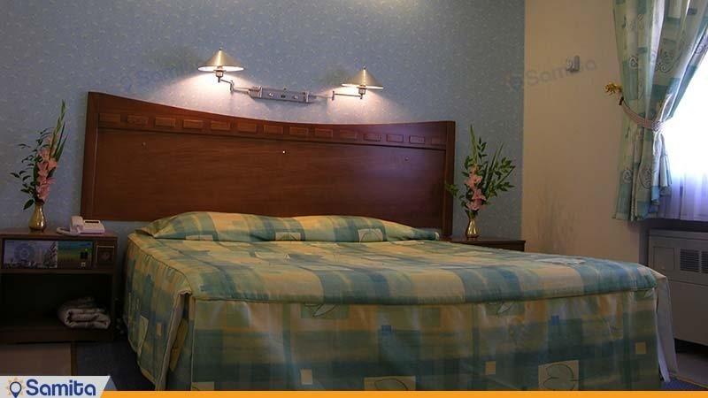 اتاق دبل هتل آزادی