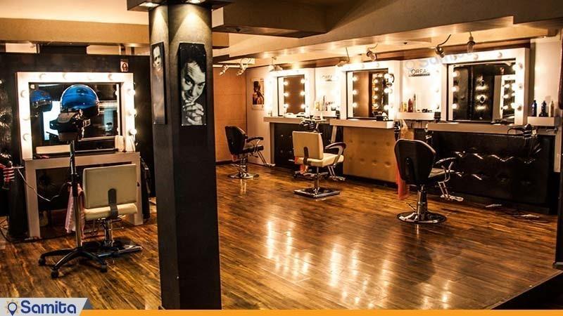 آرایشگاه هتل اصفهان