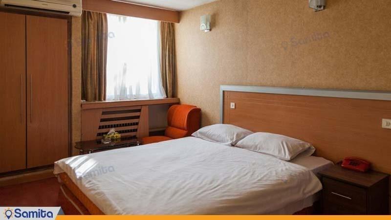 اتاق دبل هتل اصفهان