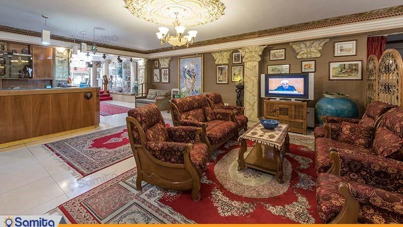 لابی هتل ملک