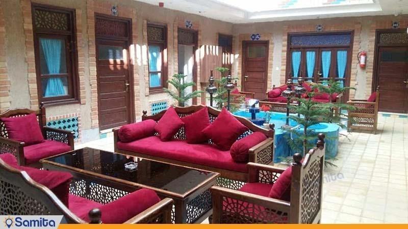 لابی هتل سنتی اردیبهشت