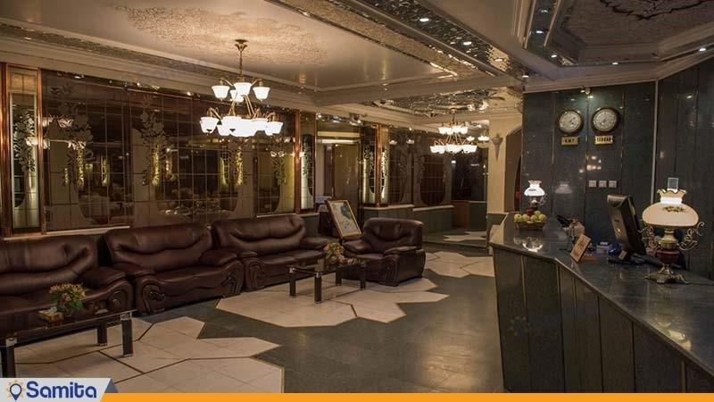 لابی هتل ستاره