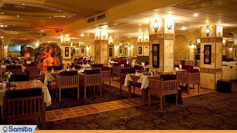 رستوران هتل ستاره