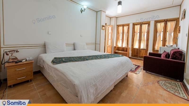 اتاق دبل هتل سنتی طلوع خورشید