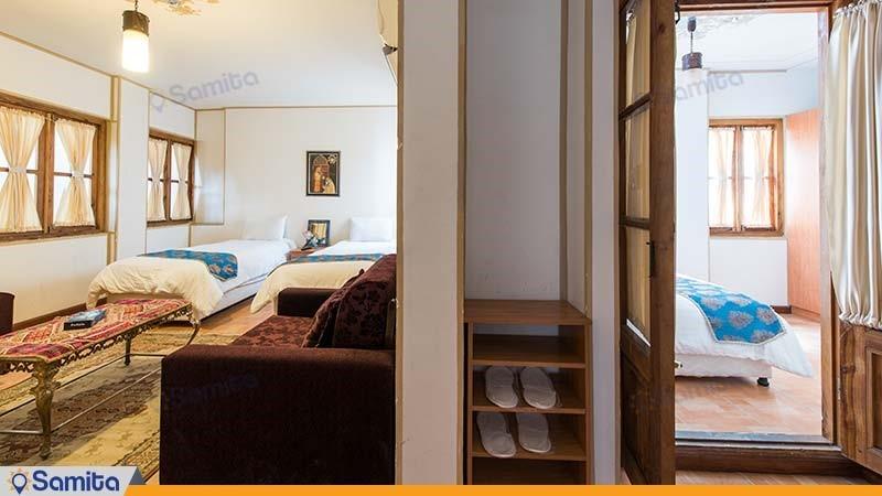 اتاق چهار نفره هتل سنتی طلوع خورشید