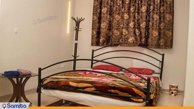 اتاق خواب آپارتمان هتل آپارتمان شروین