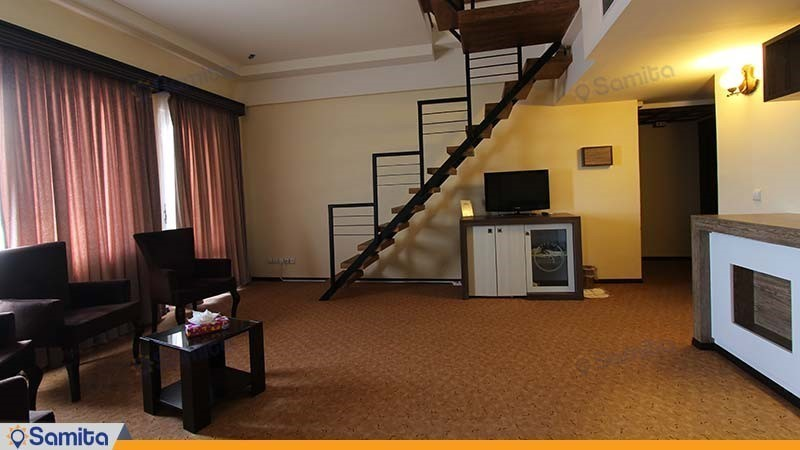 سوئیت دوبلکس vip هتل مزرعه معین