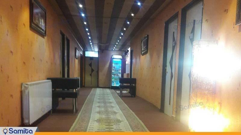 راهرو هتل میر عماد