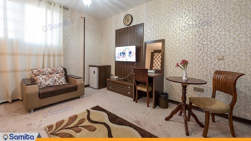 اتاق دو تخته دبل هتل استقلال