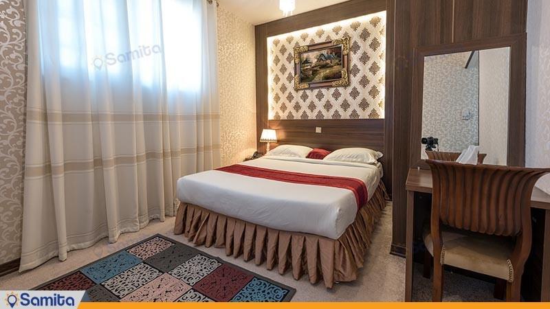 اتاق یک تخته هتل استقلال