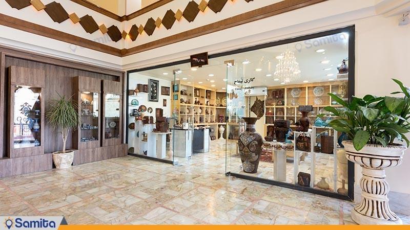 غرفه های تجاری هتل بین المللی