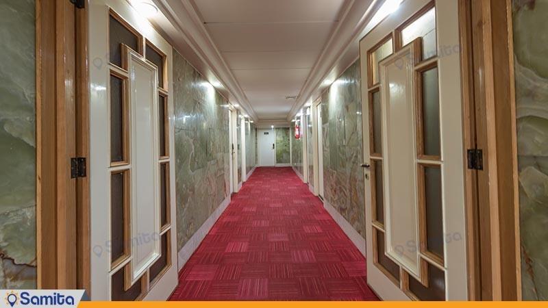 راهرو هتل بین المللی