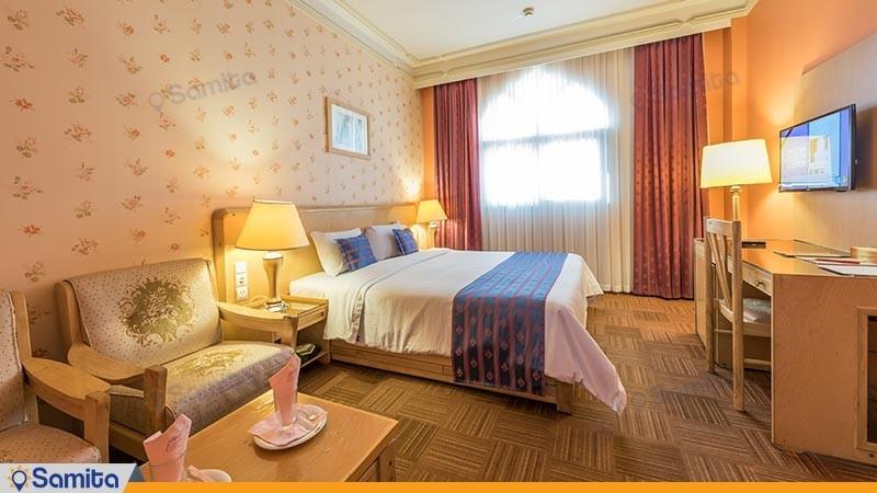 اتاق دو تخته دبل هتل بین المللی