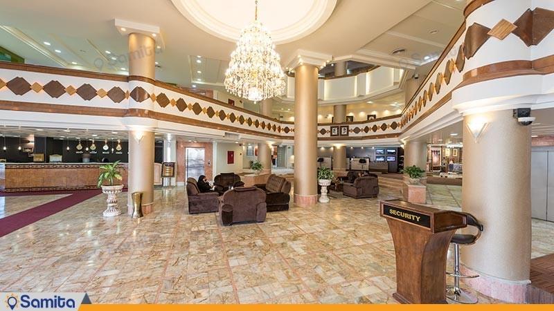لابی هتل بین المللی