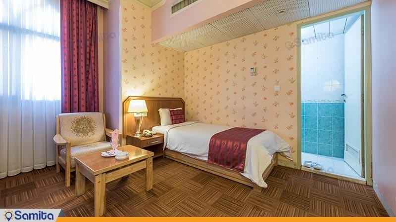 اتاق یک تخته هتل بین المللی