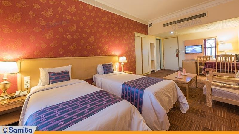 اتاق دو تخته توئین هتل بین المللی