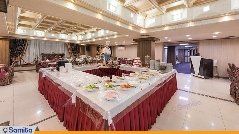 رستوران هتل خورشید