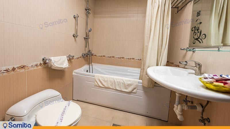 سرویس بهداشتی هتل بزرگ پارسیا