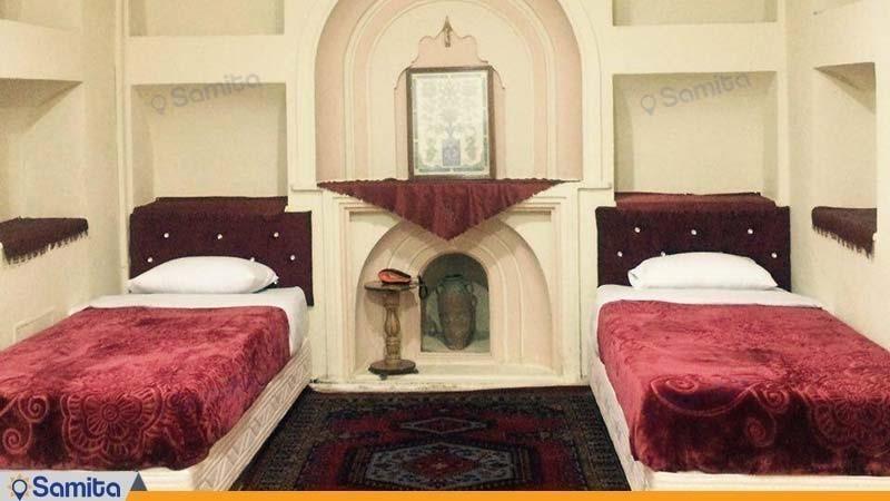 اتاق دو تخته هتل ارگ گوگد
