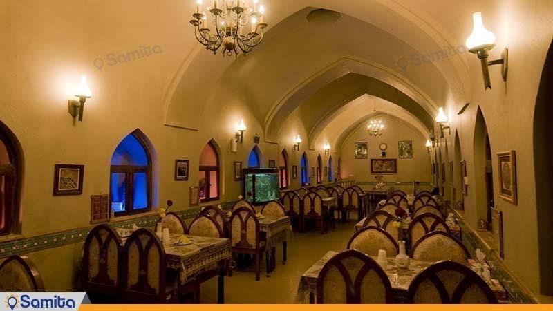 رستوران هتل ارگ گوگد