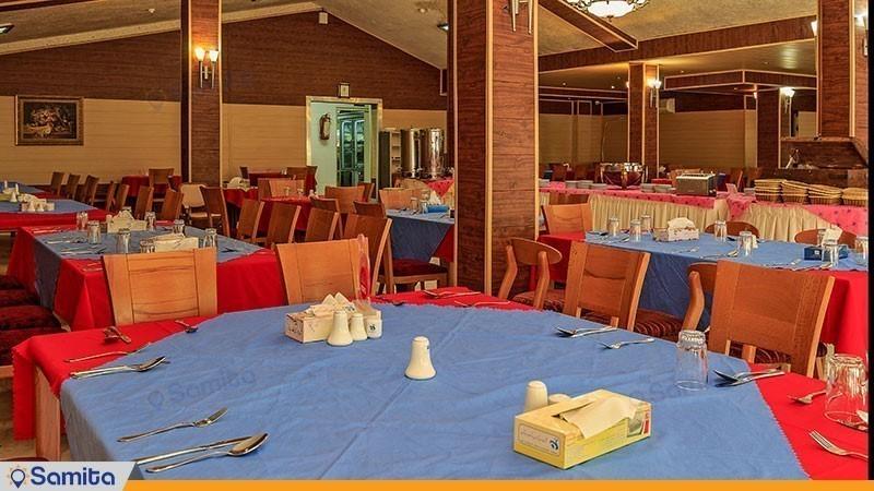 رستوران هتل جهانگردی ناهار خوران