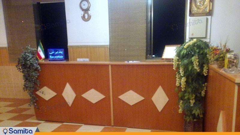 پذیرش هتل زیارت
