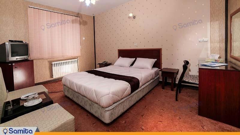 اتاق دبل هتل جهانگردی علیصدر