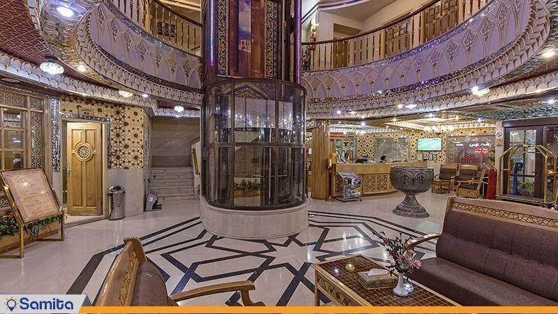 لابی هتل سپاهان