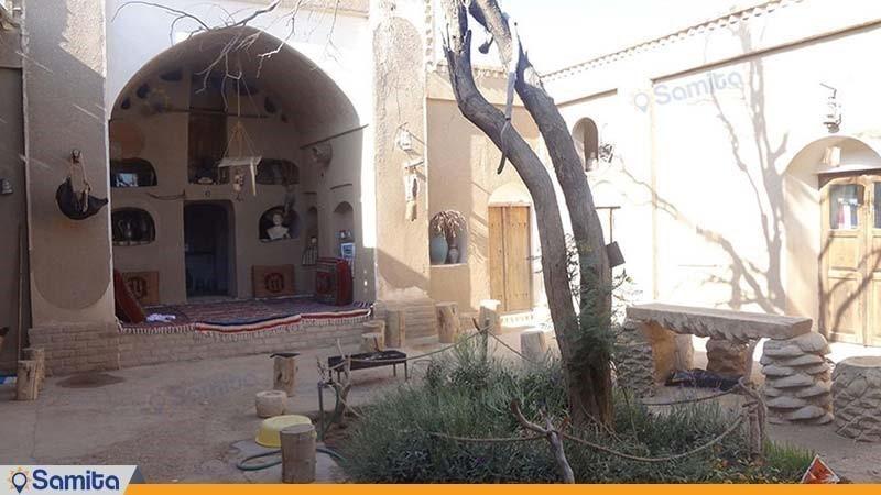 نمای ساختمان اقامتگاه سنتی بارانداز