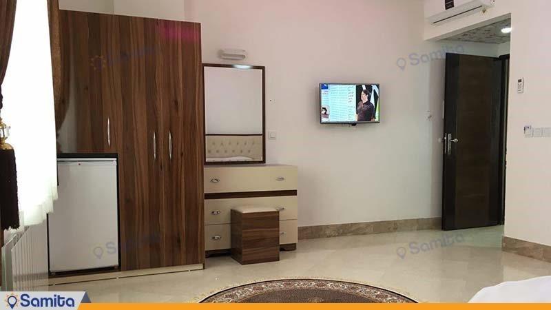 اتاق دبل هتل چیپال