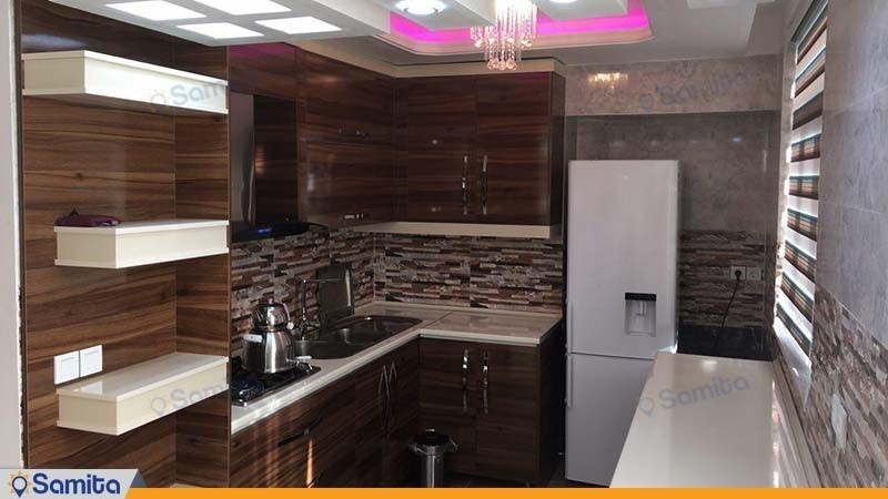 آشپزخانه سوئیت هتل چیپال